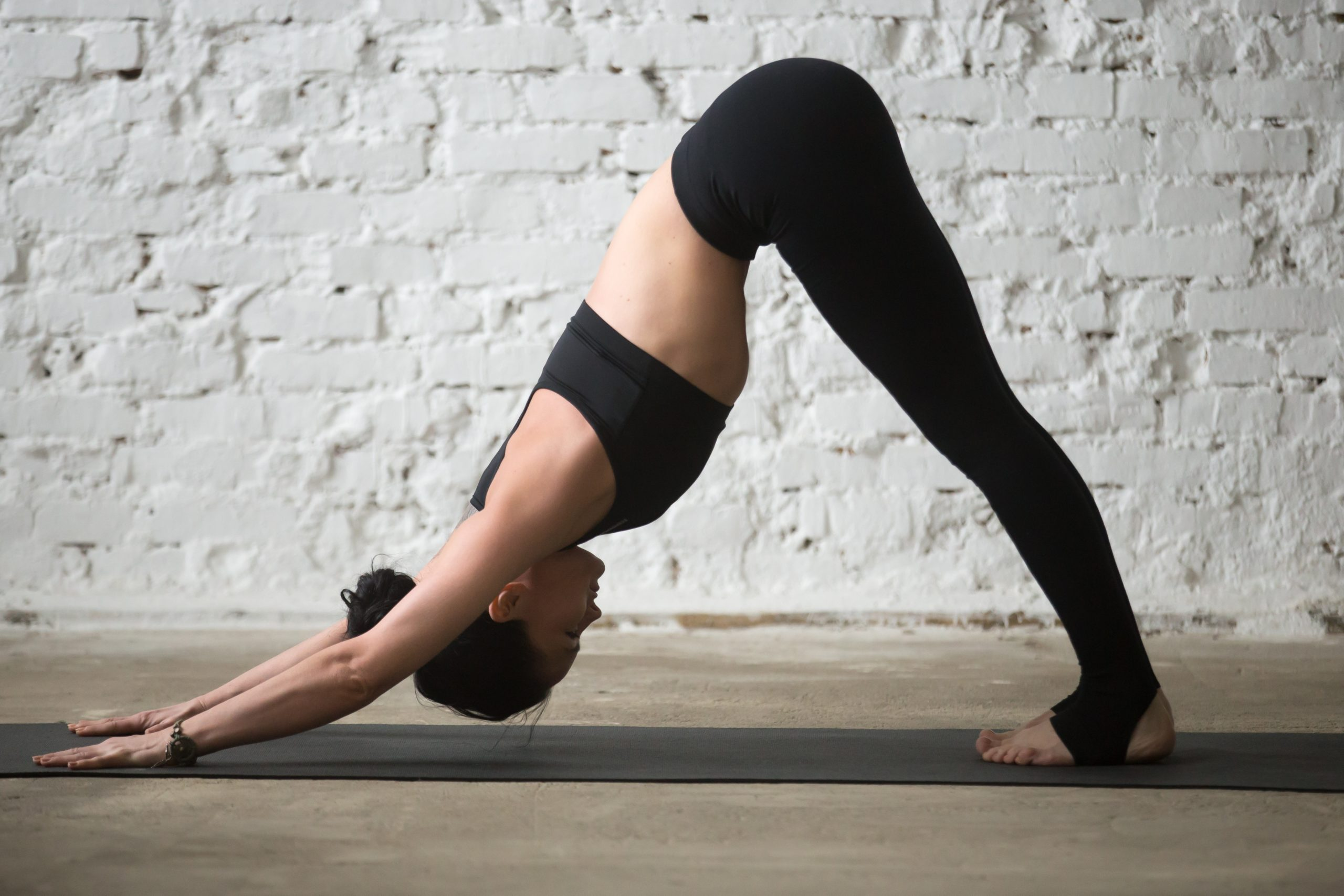 6 Yoga Poses to try for Back Pain - Downward Facing Dog